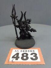Caos de Warhammer 40,000 marines espaciales mil hijos Ahriman hechicero 483