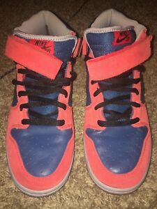 reputable site 0603a 41558 Image is loading 2008-Nike-SB-Dunk-Mid-Sz-11-5-