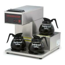 Grindmaster Cpo 3rp 15a Pourover Coffee Brewer With 3 Warmers