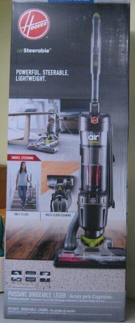 Hoover Air Steerable Bagless Upright HEPA Vacuum Cleaner UH72400