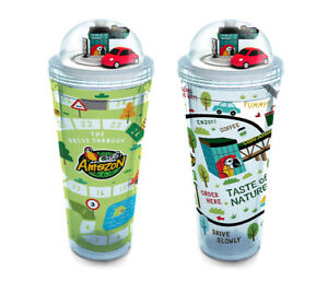 Parrot Dome Car Cup Drive Tumbler Edition Coffee Thru Amazon Mug Cooler About Limited Details JcKlF1T