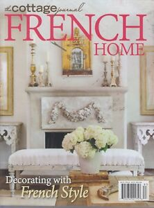 Prime The Cottage Journal French Home 2018 Decorating With French Download Free Architecture Designs Pushbritishbridgeorg