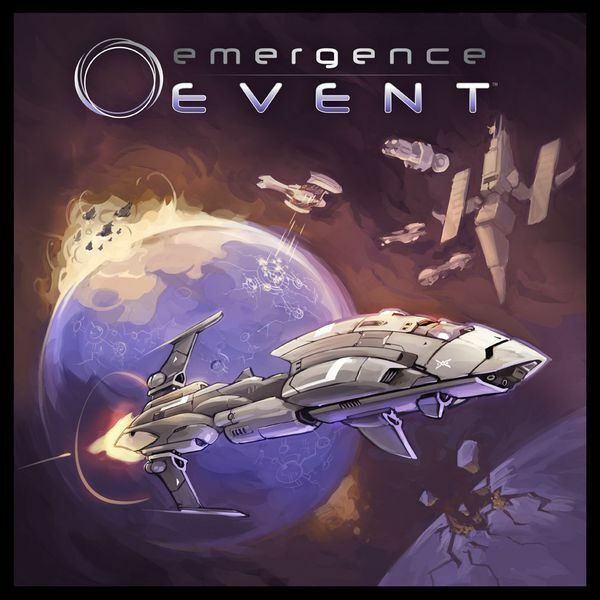Emergence Event Board Game By MegaCon Games