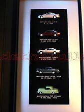 Mercedes-Benz CL-Set Coupe DEM HIMMEL SO NAH WIKING Herpa 1:87 SONDERMODELL RAR