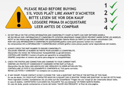 Bosch SAAB 93 95 2.2TiD 1.9TiD MAP Capteur 0281002437 Collecteur Pression 9543901