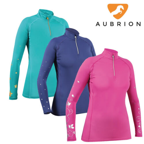 Aubrion Ladies Meadowlands Cross Country Shirt **FREE UK SHIPPING**