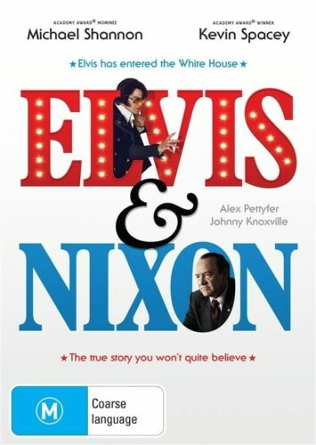 1 of 1 - Elvis & Nixon (DVD, 2016)