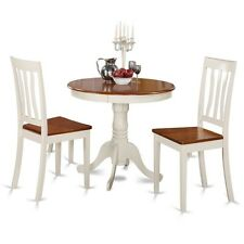 3 Piece Kitchen Nook Dining Set Kitchen Table And 2 Chairs For Dining Room  NEW