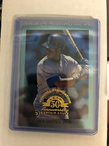 1998-LEAF-ANNIVERSARY-CURTAIN-CALLS-FRACTAL-FOUNDATION-KEN-GRIFFEY-JR-3999