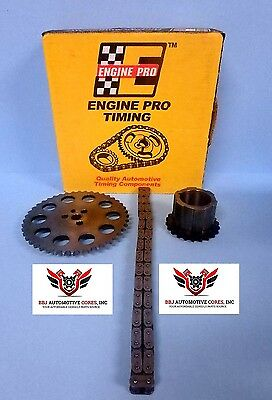 ENGINE PRO CHEVY GENIII 4.8 5.3 5.7 6.0 LS1 LQ9 TIMING GEARS AND CHAIN 3133