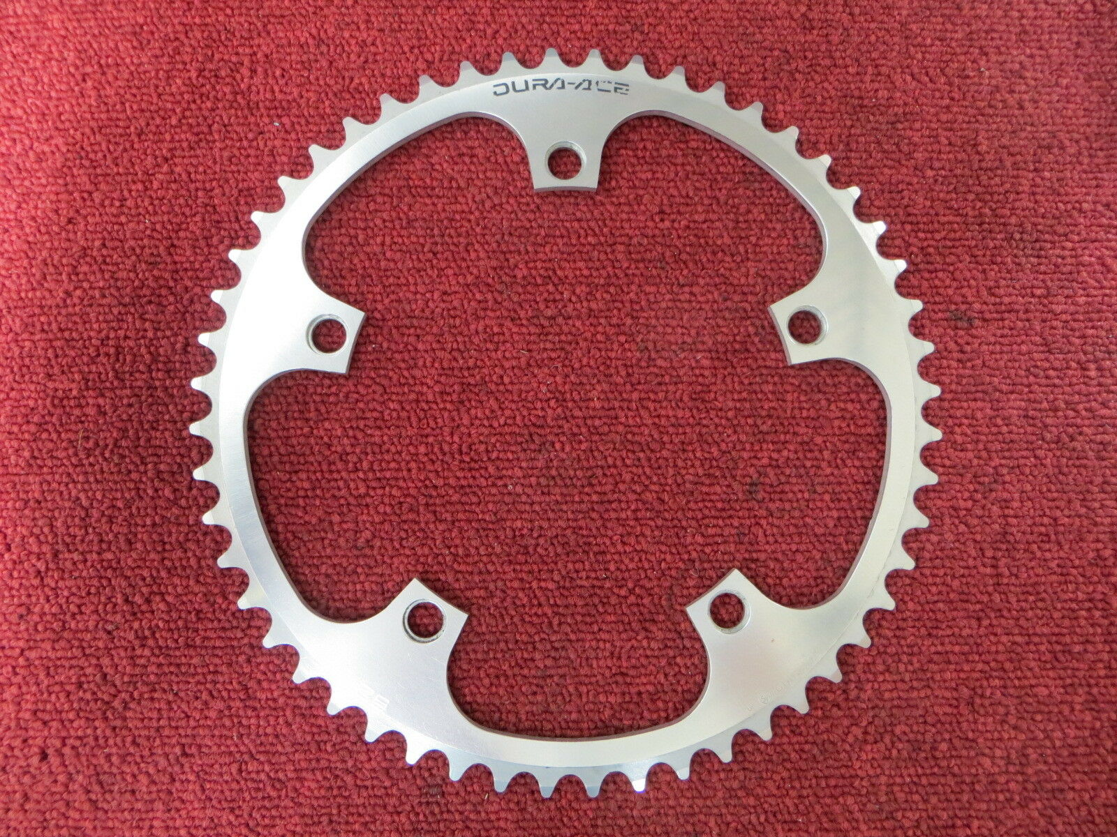 Shimano Dura Ace FC-7600 144BCD 1  8   NJS Chainring 52T Fixed Gear (18062818)  factory direct sales