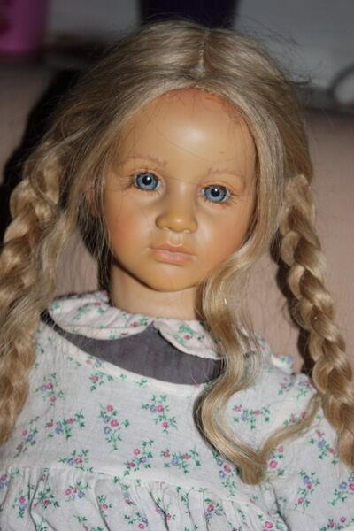 Himstedt Ellen 1 Annette Himstedt con los ojos muy grandes raras