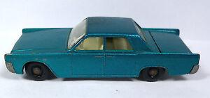 Vintage Lesney Matchbox Cars Regular 31 Lincoln Continental Ebay