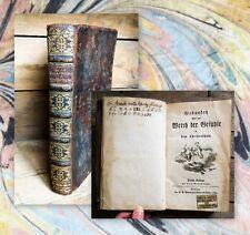 1769 Spalding Gedanken über den Werth der Gefühle in dem Christenthum 3. Auflage