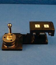 Renishaw Mcr20 Video Measuring Machine Probe Module Change Rack Calibration Kit
