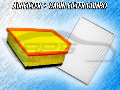 AIR FILTER CABIN FILTER COMBO FOR 2014 VOLVO XC90-3.2L ONLY
