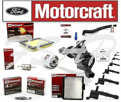 Tune Up Kit 2005-2006 Ford Expedition 5.4L Ignition Coil DG511 SP546 FG1114