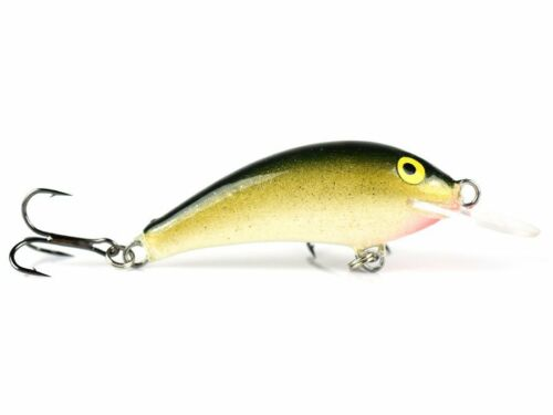 4,5cm floating handmade lure Chub Ide Trout Perch Siek-M Spinner Bączek