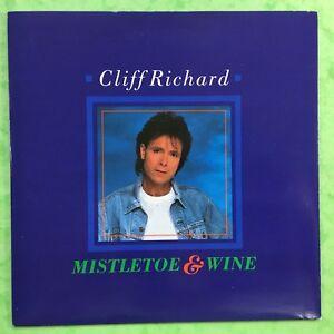 Cliff-Richard-Mistletoe-amp-Wine-Marmaduke-EMI-EM-78-Ex-Condition