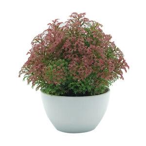 Am-1Pc-Plastic-Potted-Artificial-Plant-Bonsai-Home-Garden-Desktop-Ornament-GIL