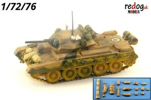 Redog-1-72-76-CRUSADER-TANK-MILITAIRE-Scale-Modelling-arrimage-diorama-accessorise