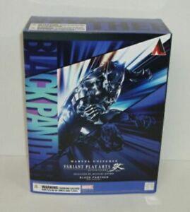 Square-Enix-Marvel-Universe-Variant-Play-Arts-Kai-schwarz-Panther-Actionfigur