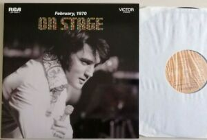 Elvis-Presley-FEBRUARY-1970-ON-STAGE-FTD-2-LP-Follow-That-Dream-180g-Vinyl