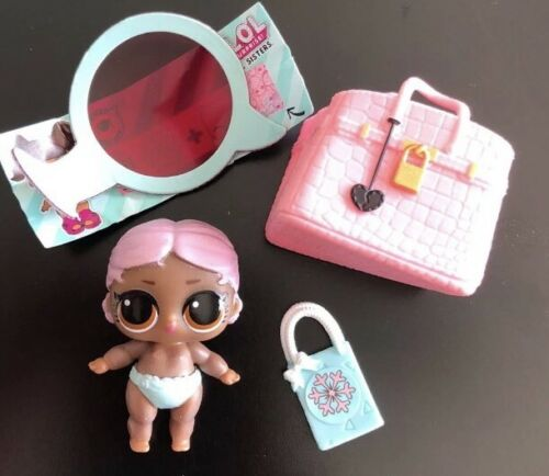 LOL Surprise Doll Lil Big City BB Baby Lil Sis Color Changer Dolls Complete NEW