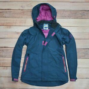STORMBERG-VEIDE-Womens-Rain-Jacket-Waterproof-Camping-Raincoat-Size-Xlarge-XL