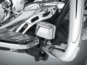 1990 Harley Davidson FLST Heritage Softail Rear Master Cylinder Cover REAR MASTER CYL COVER Manufacturer Bikers Choice