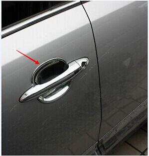 Chrome Door Handle Bowl Cover Trim for Kia Sportage R 2011 2012 2013 2014 2015
