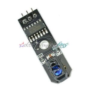 Infrared-Line-Track-Tracker-Follower-Anhaenger-Sensor-5V-Shield