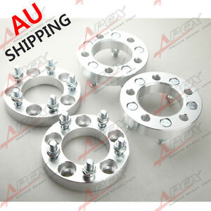 4PC-25mm-1-034-Jeep-Wrangler-Wheel-Spacers-5x114-3-5x4-5-TJ-YJ-XJ-KJ-KK-ZJ-MJ-AU