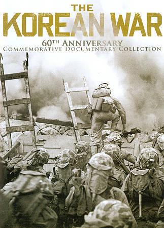 The Korean War - 60th Anniversary Commem DVD