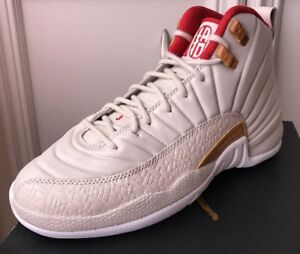 b53f3a05673df4 Brand New Air Jordan 12 Retro Chinese New Year CNY GG 881428-142 ...