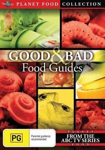 Good-And-Bad-Food-Guides-NEW-DVD-Region-4-Australia