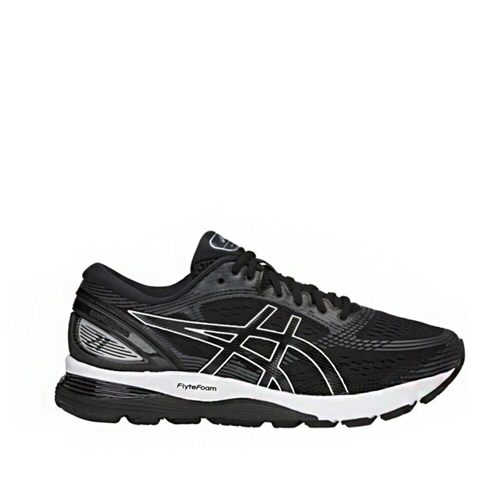 ASICS Gel-Nimbus 21 shoes - Men's Running - Black - 1011A169.001