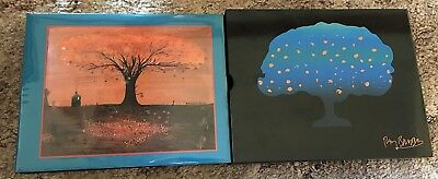 THE HALLOWEEN TREE Ray Bradbury 750 COPY GAUNTLET SIGNED/LTD HC W/METAL SLIPCASE
