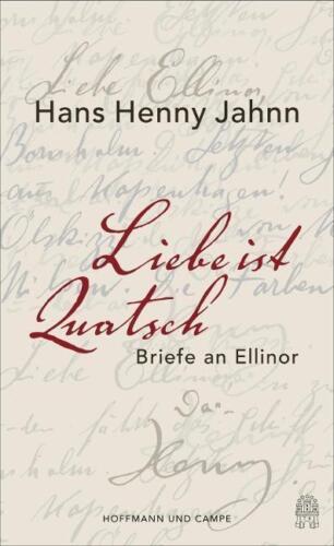 1 von 1 - Liebe ist Quatsch, Hans Henny Jahnn