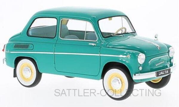 SapGoldshez ZAZ 965AE Jalta Export Version (turquoise) 1963-1965  | Klein und fein