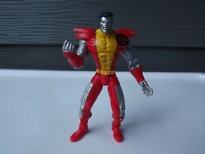 """Marvel X-men 5/"""" COLOSSUS Action Figure Toy Biz 1997 Used Free Shipping!!"""