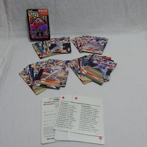 MAJOR LEAGUE BASEBALL 1995 ACES PLAYING CARDS #318