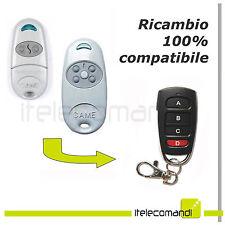 Telecomando radiocomando compatibile Came TOP432NA TOP434NA 433Mhz apricancello