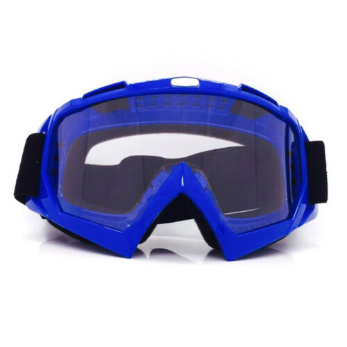 Adult Motorbike Riding Goggles Cruiser Moto Motocross Scooter Downhill Glasses
