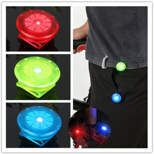 2 Pcs Mini Safety Light Multifunctional Outdoor Convenient Night Lights for Pets