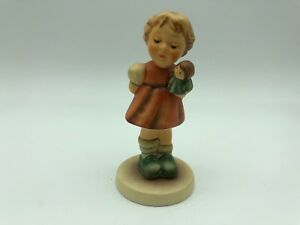 Hummel-Figurine-2103-A-Punch-Is-Da-3-11-16in-1-Choice-Pot-Condition