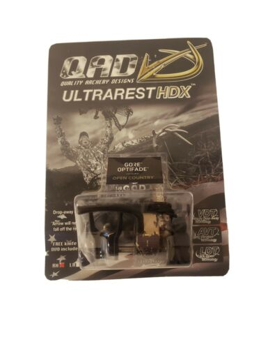 QAD Ultra-Rest HDX Optifade Open Country RH