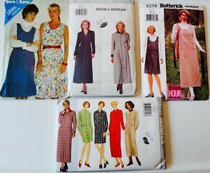 All Sizes U PICK Vintage 60/'s-80/'s BLOUSE TOP TUNIC Sew Pattern  UC ~ Rare