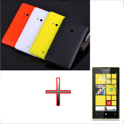 FD2 Original Battery Back Door Cover Case + Screen Protector for Nokia Lumia 625