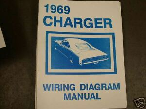 Fabulous 1969 Dodge Charger Wiring Diagram Manual Ebay Wiring 101 Taclepimsautoservicenl